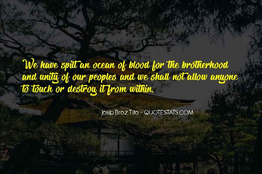 Tito's Quotes #788777