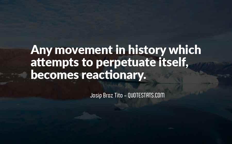 Tito's Quotes #907890