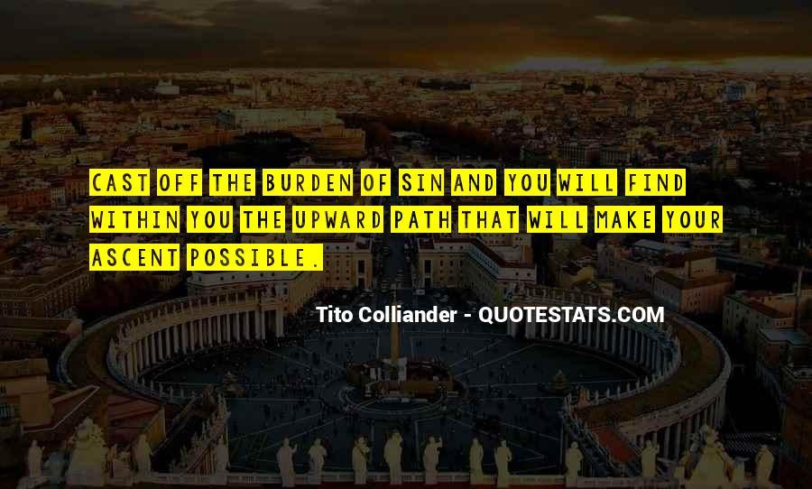 Tito's Quotes #931695