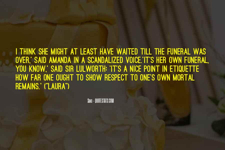 Quotes About Saki #1024227