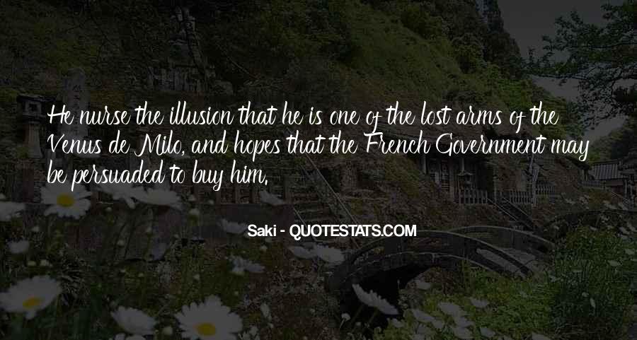 Quotes About Saki #1135350