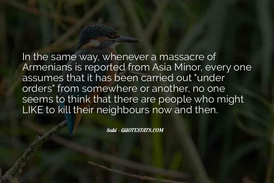 Quotes About Saki #136410