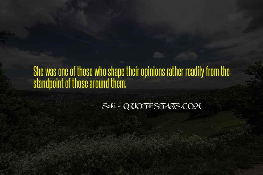 Quotes About Saki #141851