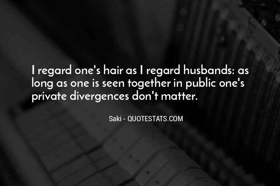 Quotes About Saki #1807558