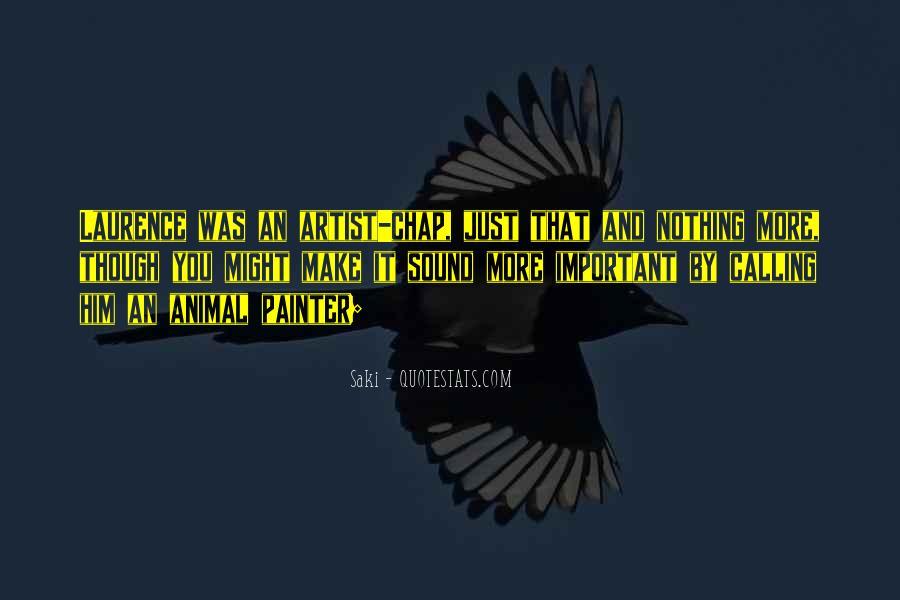 Quotes About Saki #1809569