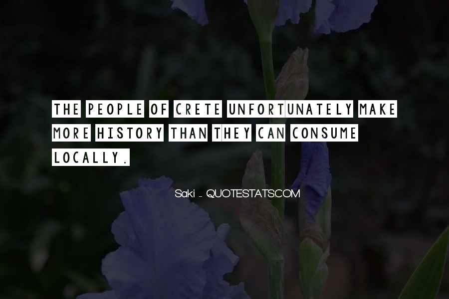 Quotes About Saki #216062
