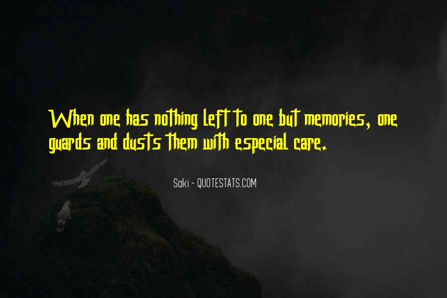 Quotes About Saki #345727