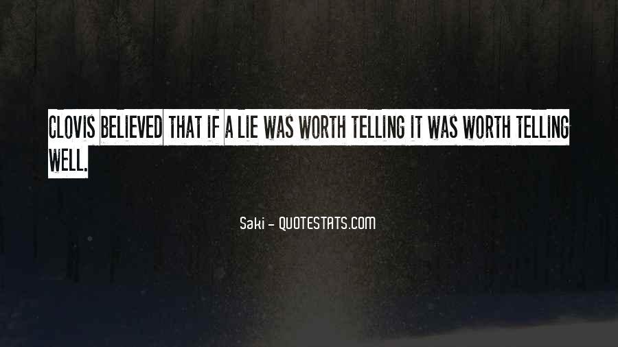 Quotes About Saki #582196