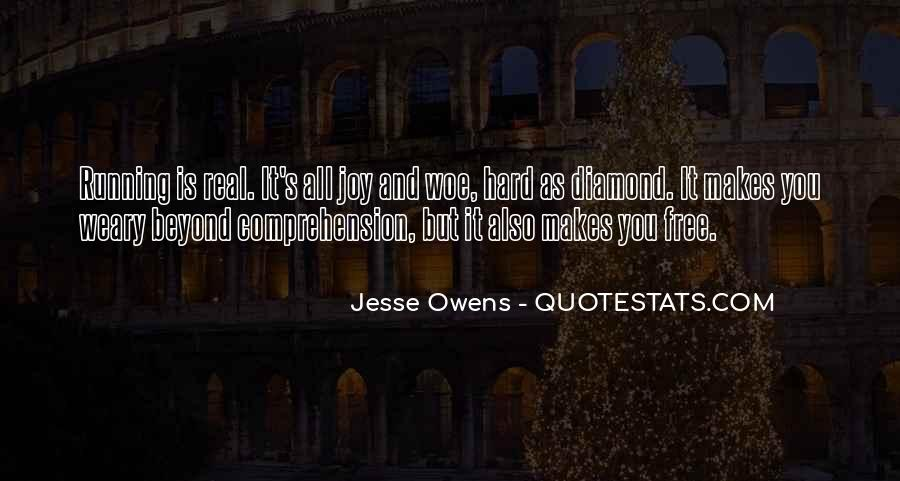 Quotes About Jesse Owens #1085174