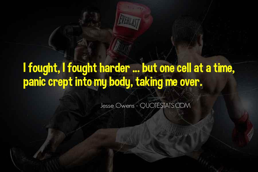 Quotes About Jesse Owens #136819
