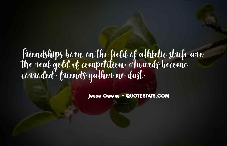 Quotes About Jesse Owens #1456912