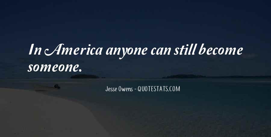 Quotes About Jesse Owens #617390