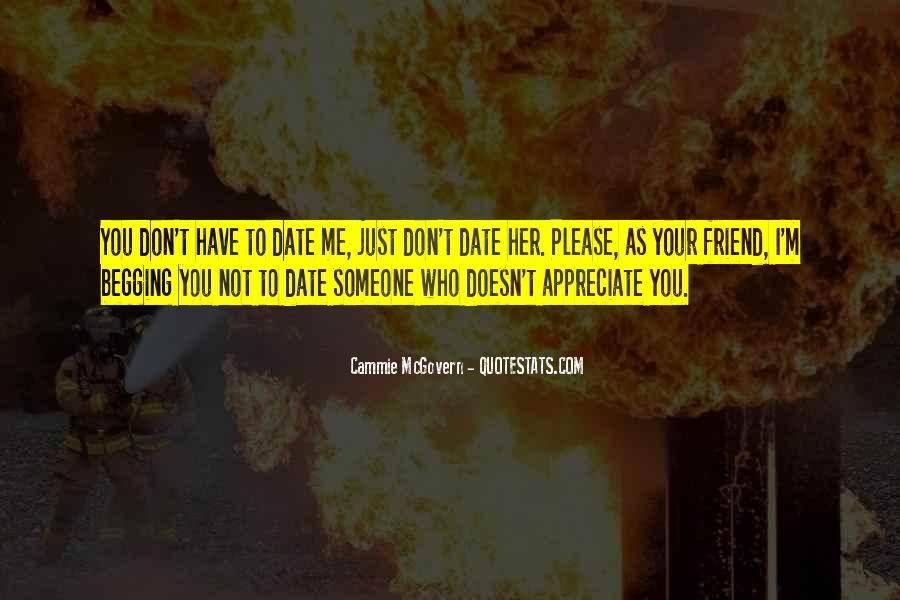 To Appreciate Someone Quotes #212886