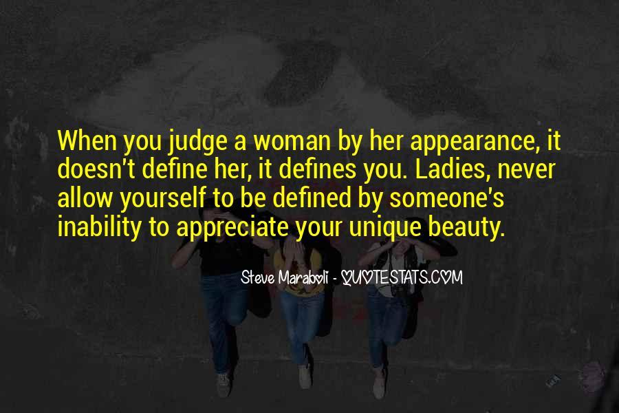 To Appreciate Someone Quotes #424058
