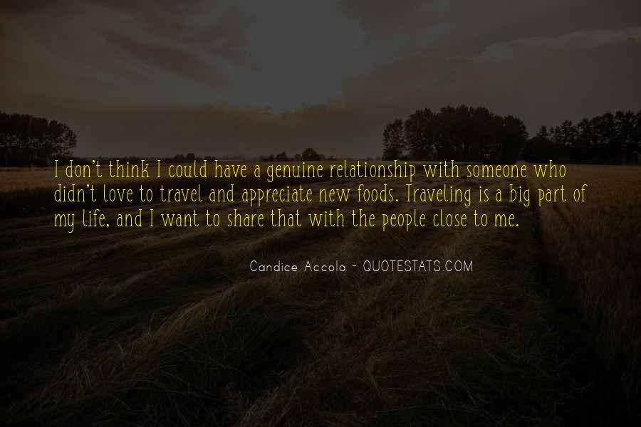 To Appreciate Someone Quotes #543450