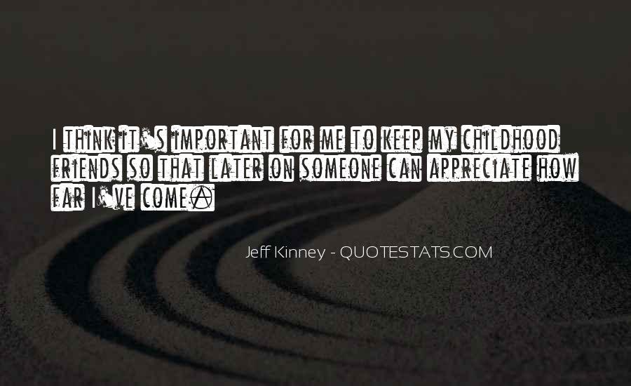 To Appreciate Someone Quotes #88175
