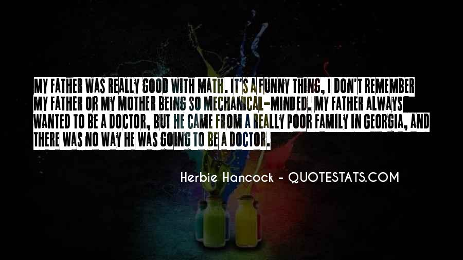 To Be A Good Father Quotes #1146341