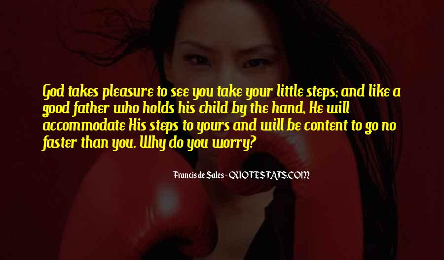 To Be A Good Father Quotes #1154782