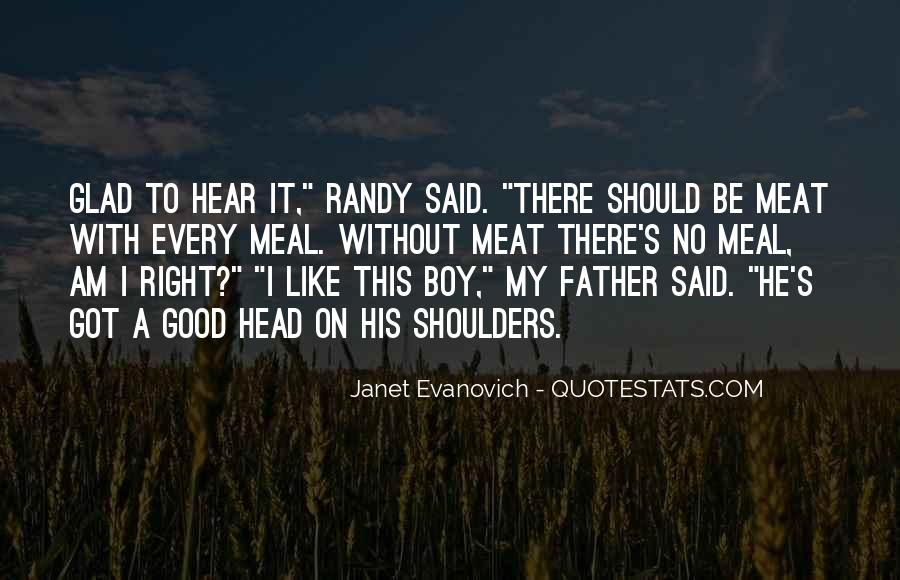 To Be A Good Father Quotes #1433733