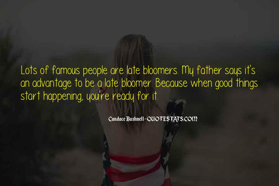 To Be A Good Father Quotes #1461768