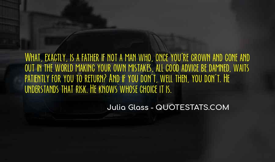 To Be A Good Father Quotes #364128