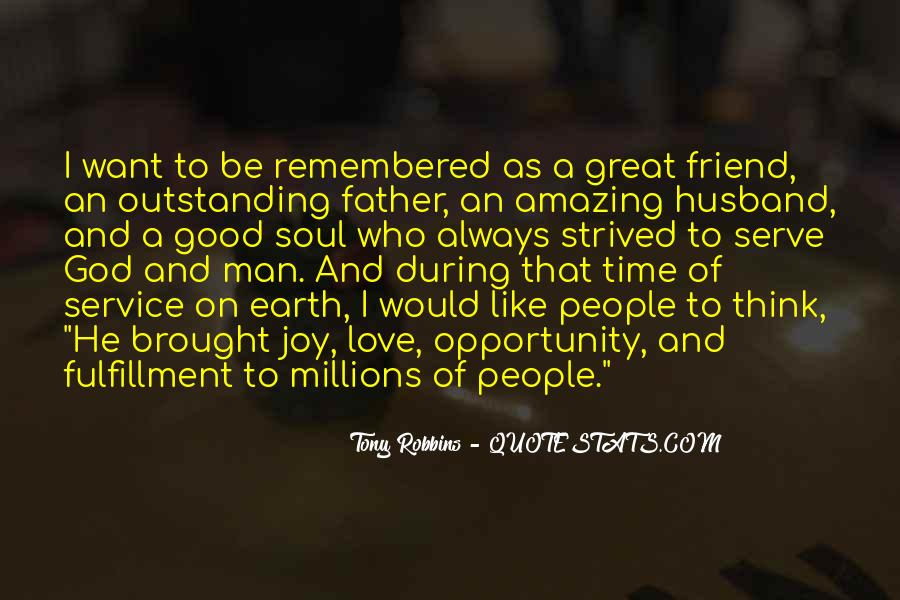 To Be A Good Father Quotes #48688
