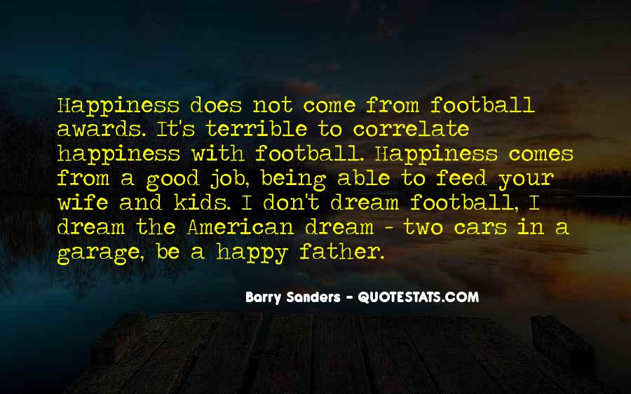 To Be A Good Father Quotes #887726