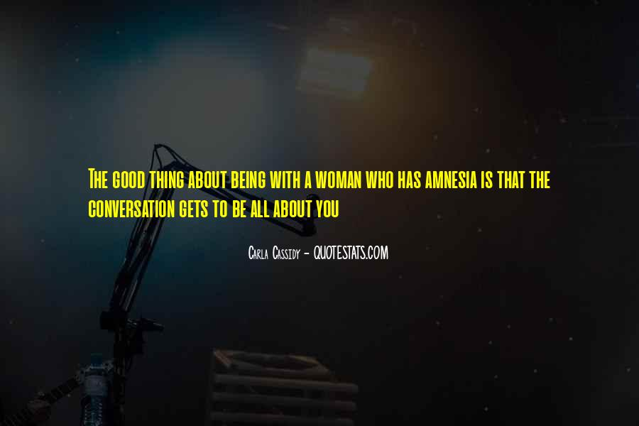 To Be A Good Woman Quotes #1003220