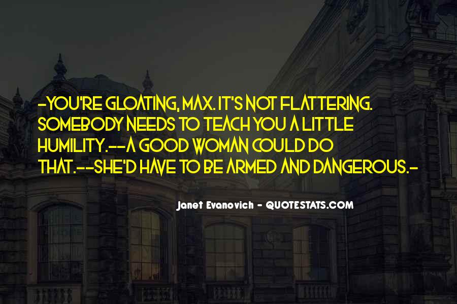 To Be A Good Woman Quotes #1043688