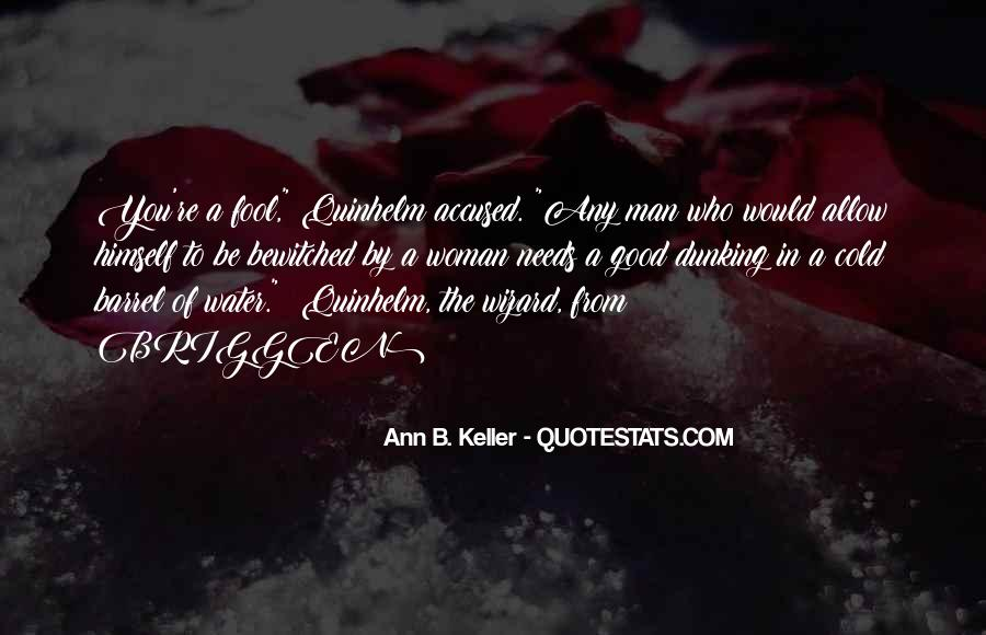 To Be A Good Woman Quotes #1094653