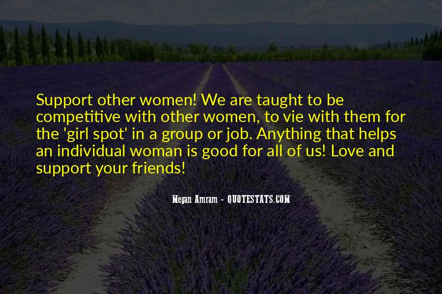 To Be A Good Woman Quotes #1257778