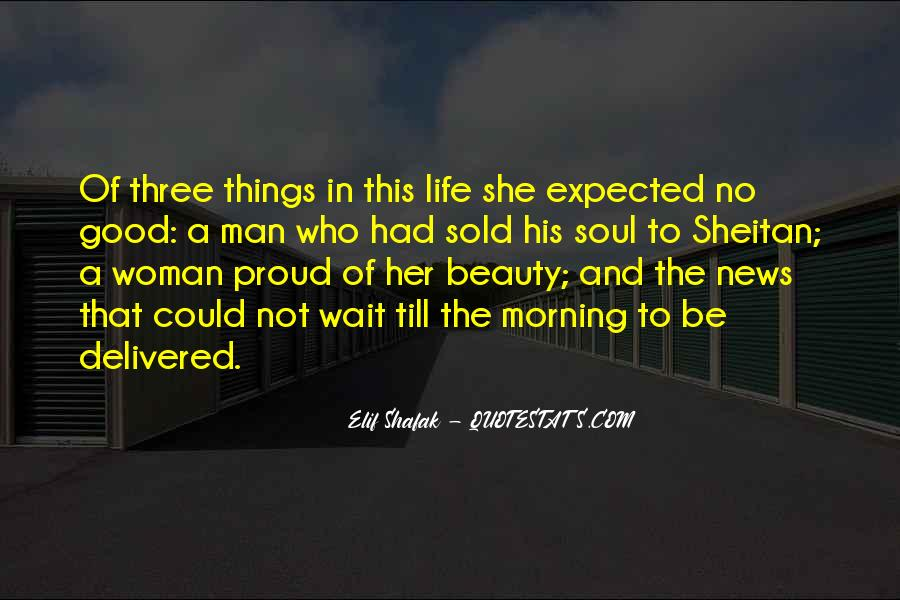 To Be A Good Woman Quotes #1328120