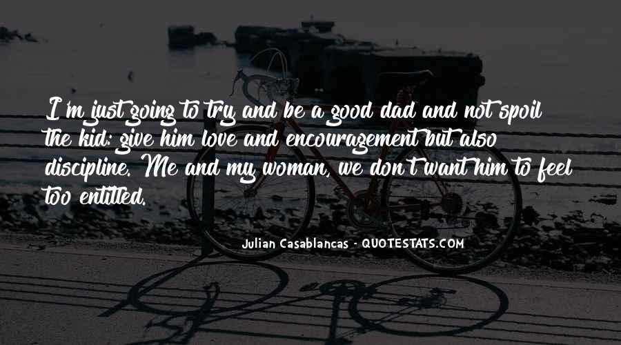 To Be A Good Woman Quotes #189791