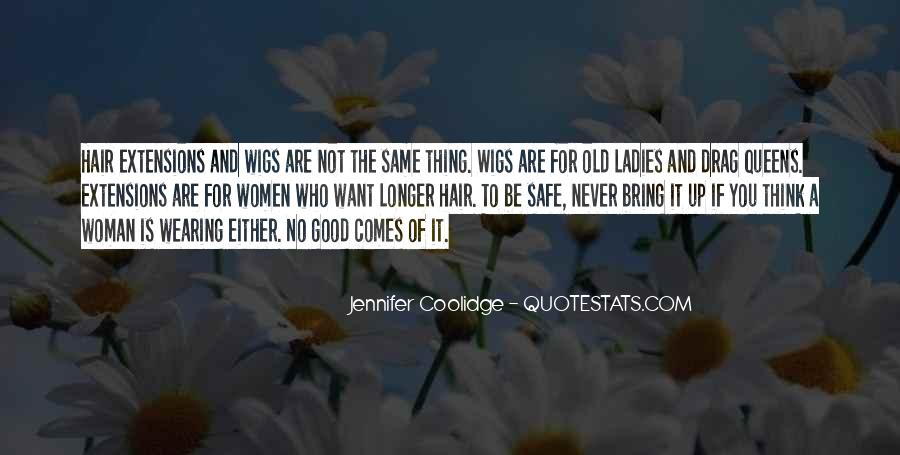 To Be A Good Woman Quotes #498965