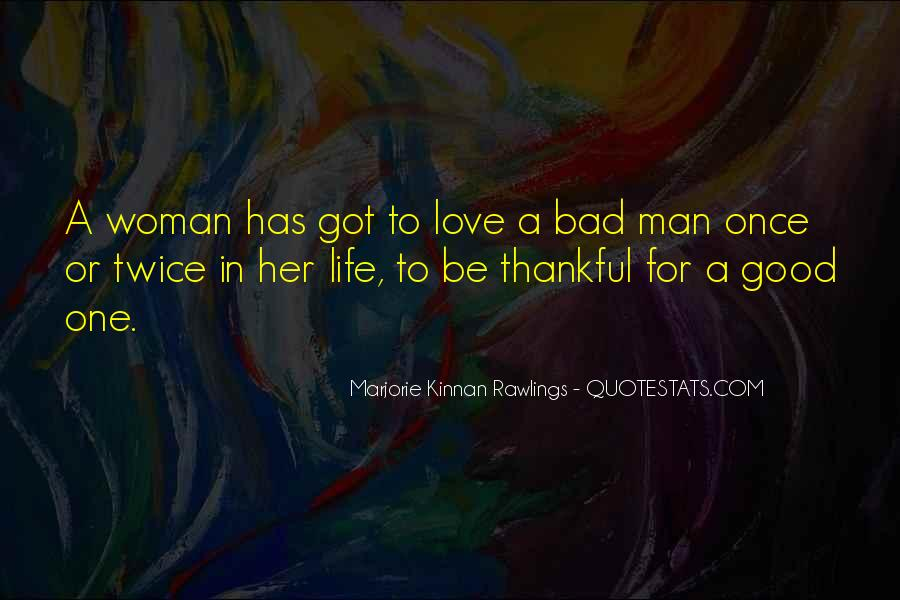 To Be A Good Woman Quotes #625168