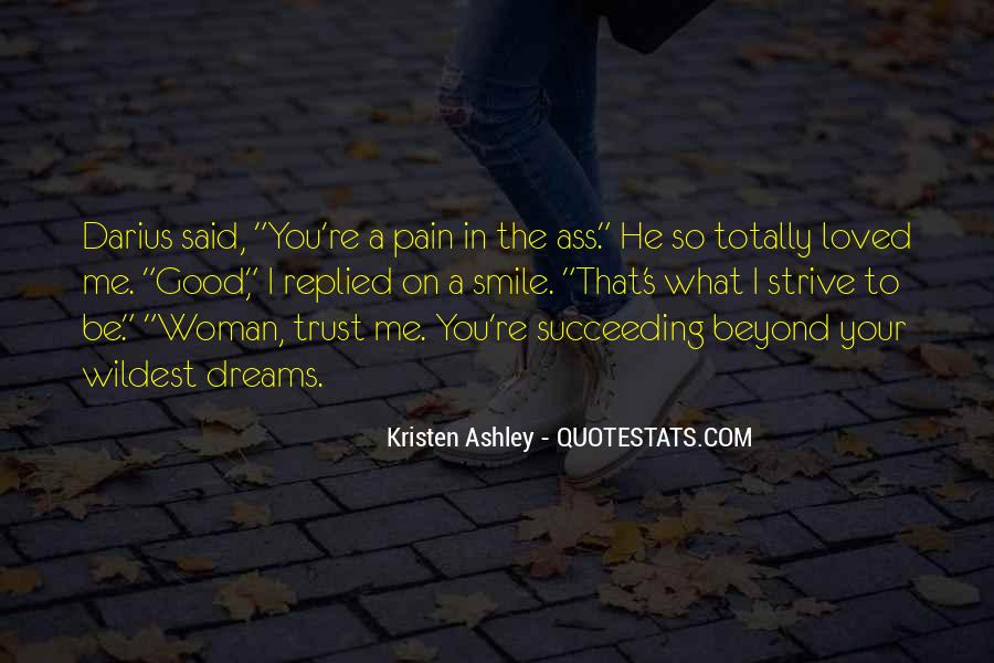 To Be A Good Woman Quotes #693074