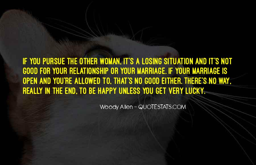 To Be A Good Woman Quotes #735726