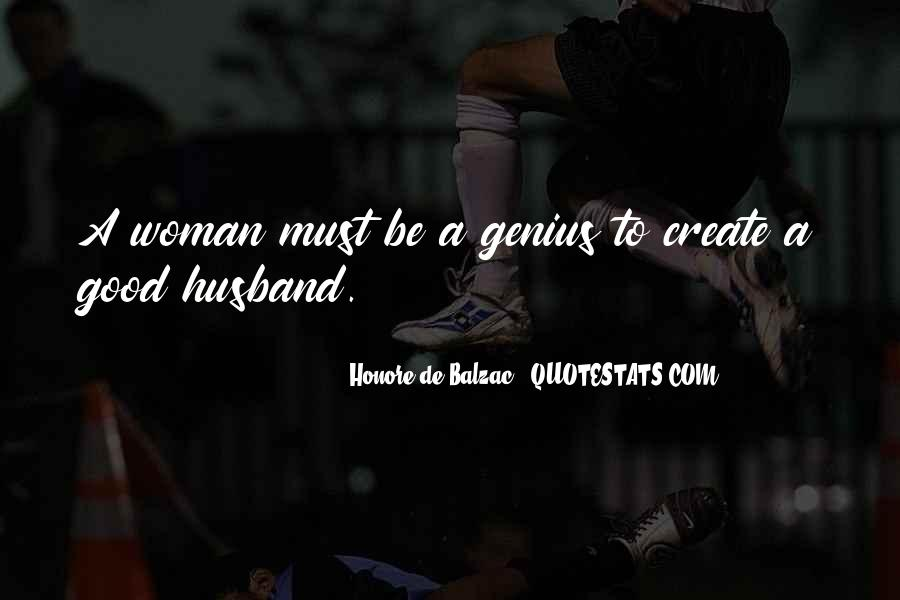 To Be A Good Woman Quotes #779751