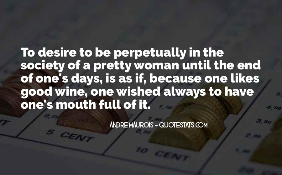 To Be A Good Woman Quotes #956675