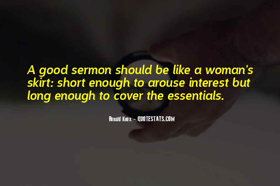 To Be A Good Woman Quotes #964226