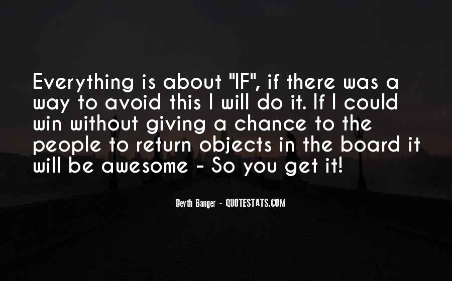 To Be Awesome Quotes #495175