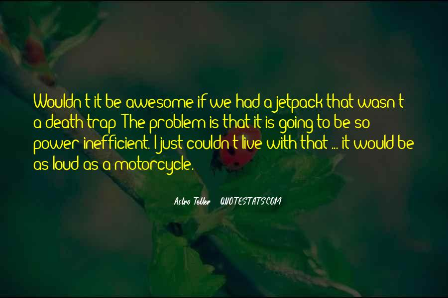 To Be Awesome Quotes #511986