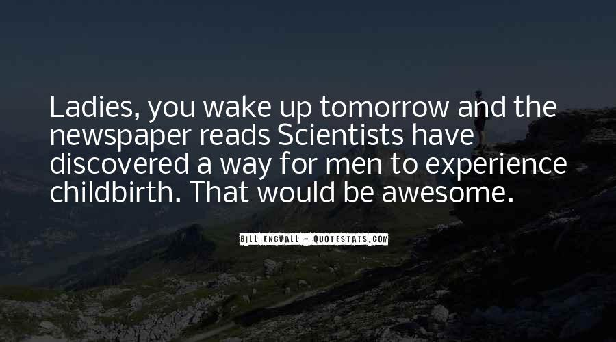 To Be Awesome Quotes #537111