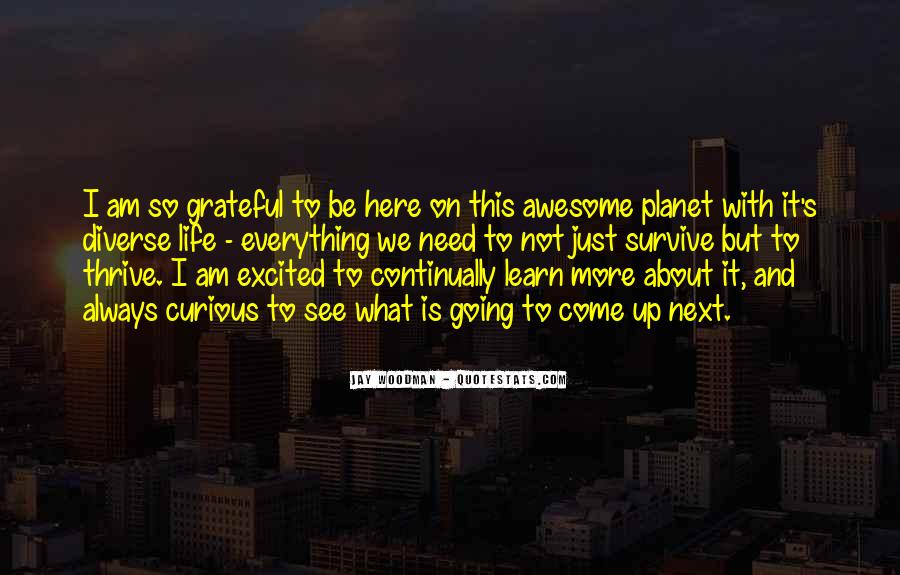 To Be Awesome Quotes #537756