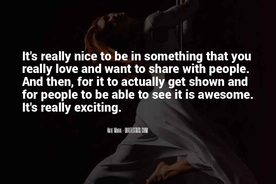 To Be Awesome Quotes #659375