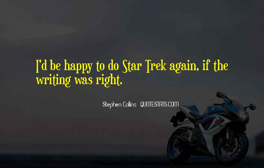 To Be Happy Again Quotes #1168683