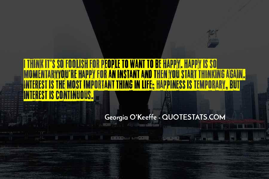 To Be Happy Again Quotes #1310645