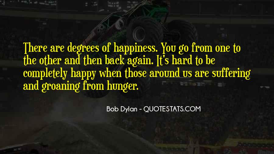 To Be Happy Again Quotes #1356885