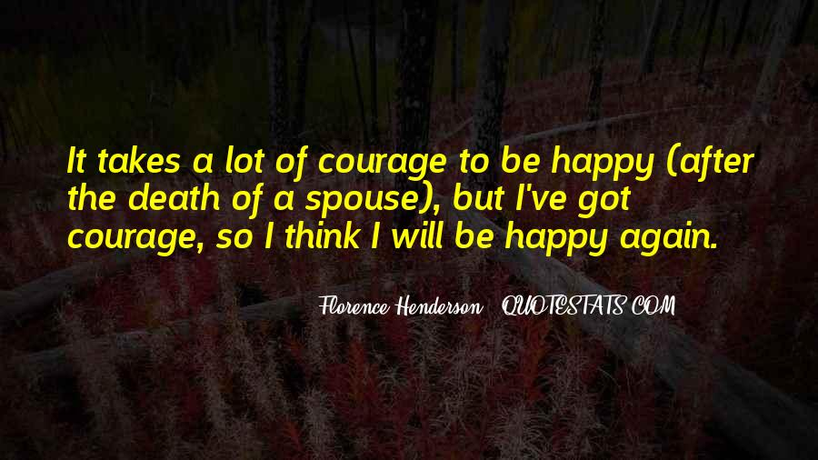 To Be Happy Again Quotes #501751