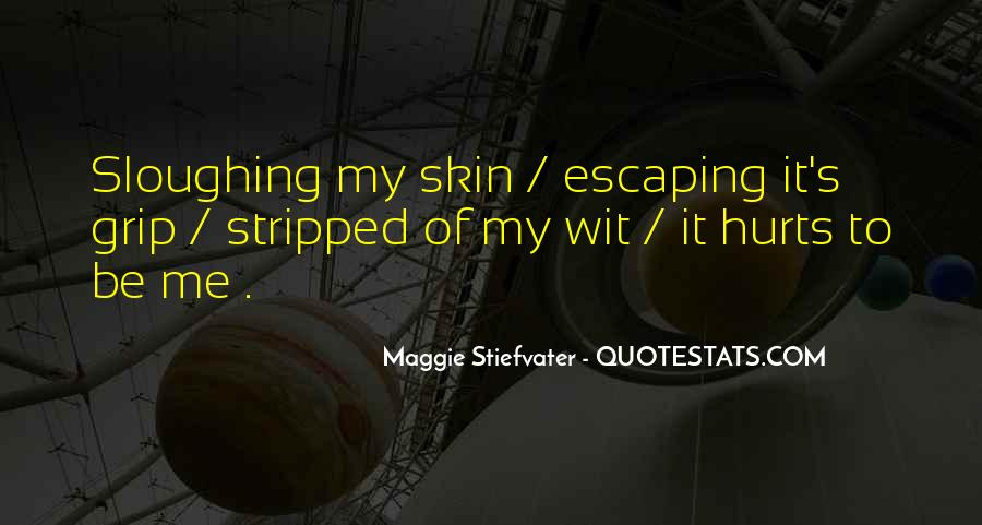 To Be Stripped Quotes #1781096